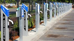 california to offer blockchain linked ev charging stations coinfeeds