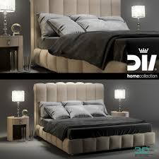 98 dv home collection bed byron letto 3d mili download 3d