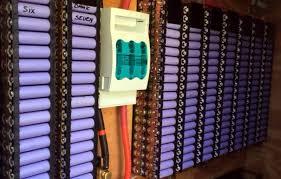 diy tesla powerwall homebrew powerwall sitting at 20kwh hackaday