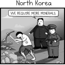 North Korea South Korea Meme - the primary difference between north and south korea the oatmeal