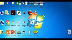 changer icone bureau comment changer la taille d icone dans le bureau sur pc windows 7