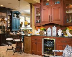Kitchen With Brown Cabinets 10 Best Farmhouse Kitchen With Brown Cabinets Ideas U0026 Decoration