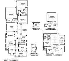 floor plans sandlin homes dallas homebuilders dream home