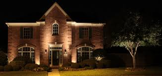 Outdoor Up Lighting For Trees I Want Our 1st Story Gable Entry To The Front Door To Be Lit Like