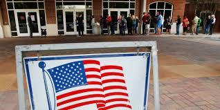 fermeture des bureaux de vote présidentielle américaine fermeture des bureaux de vote dans six