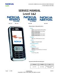 nokia nm705i service manual pdf electrostatic discharge