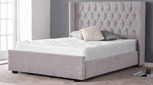 bed shoppong on line upholstered bed frames archives mattress shop newcastle bed