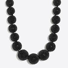 black fashion jewelry necklace images Necklaces women 39 s jewelry j crew factory 1,0,0