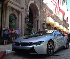 bmw beverly test drive 2015 bmw i8 opens the door to the future ny daily