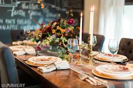 5 thanksgiving decorating tips with pottery barn c makery