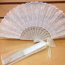fan wedding favors fabric fan wedding favors ebay