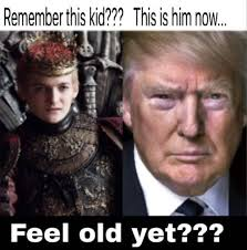 Joffrey Meme - the 2016 election is secretly a game of thrones episode