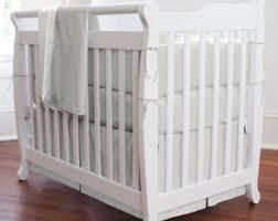 crib bumpers etsy