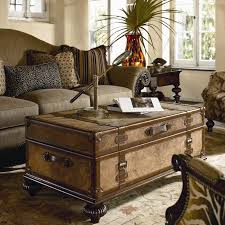 Coffee Table Trunks 16 Trunks Turned Coffee Tables That Bring Storage And