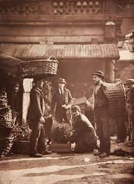 amazing vintage photos of street life in london from the victorian