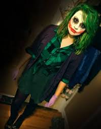 Joker Costume Halloween Face Batman Dc Comics Cosplay Costumes