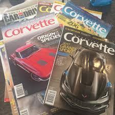 corvette magazines corvette magazines corvetteforum chevrolet corvette forum