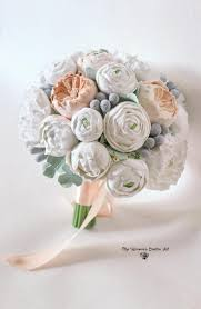 ranunculus bouquet wedding bouquet bridal bouquet peony bouquet white
