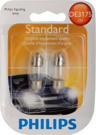 lexus es330 light bulbs philips de3175b2 de3175 bulb 2 pack topbulb