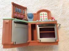 Dollhouse Furniture Kitchen Loving Family Kitchen Dollhouses Ebay