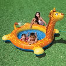 Backyard Inflatables Outdoor Pools Inflatable Pools Kiddie And Baby Pools