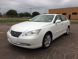 lexus is 250 for sale in houston 2007 lexus es 350 for sale in houston tx 77045