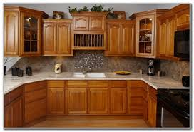 Rustic Hickory Kitchen Cabinets Rustic Hickory Rta Kitchen Cabinets Cabinet Home Decorating