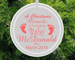 ornament new baby ornaments pregnancy 2017