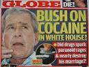 george bush cocaine