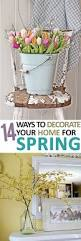 14 ways to decorate your home for spring