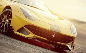 Ferrari F12 Yellow - 69 entries in yellow ferrari wallpapers group