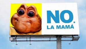 Baby Sinclair Meme - no la mama baby sinclair know your meme