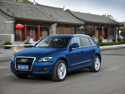 Audi Q5 6 Cylinder - audi q5 2009 pictures information u0026 specs