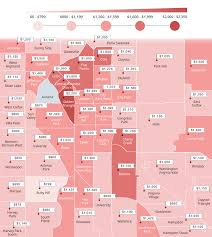 average rent prices in denver co price trends u0026 medians the