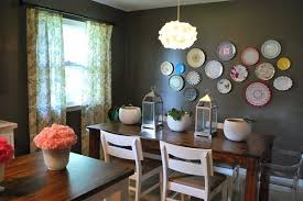 Delighful Traditional Dining Room Wall Decor Ideas Decorating Home - Dining room walls