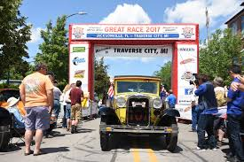 the 2017 great race concludes in traverse city and crowns a new