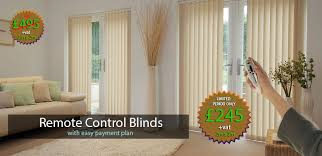 Motorised Vertical Blinds The All New Vulcan M1 Hawk Eye Motorised Blinds System