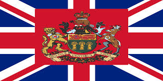 Saskatchewan Flag Nationstates Dispatch Flags Coat Of Arms Of Royalist Britain