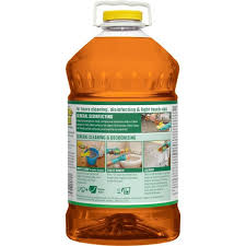 can i use pine sol to clean wood cabinets pine sol 144 oz original pine all purpose multi surface
