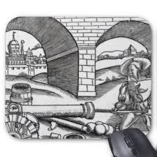cannon mouse pads zazzle