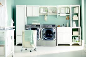 Small Laundry Room Storage Solutions by How To Organize Tiny Laundry Room Shelving Home Decorations