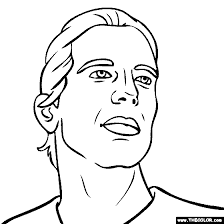 famous people online coloring pages page 5