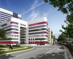 architektur wiesbaden neubau kion konzernzentrale gateway gardens frankfurt bgf