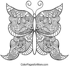 free coloring pages of butterflies coloring pages butterfly