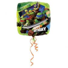 teenage mutant ninja turtles teenage mutant ninja turtles birthday foil balloon toys r us