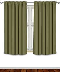 Curtains For Traverse Rods Traverse Curtains Amazon Com