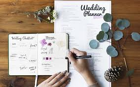 Wedding Planner Journal How To Become A Wedding Planner Wedding Journal
