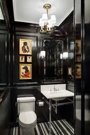 best 25 black powder room ideas on pinterest black bathrooms