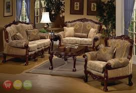 Formal Living Room Couches by European Design Formal Living Room Set W Carved Wood Hd 94