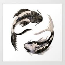 yinyang prints society6